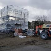 ValuSpace Storage Facility Underway